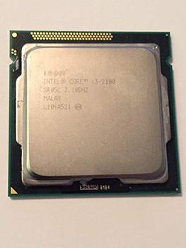Intel Core i3-2100 Socket 1155 Computer PC CPU sr05 C processor (Renewed)