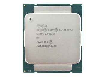 Intel SR206 2.4GHz 8-Core E5-2630 V3 (Certified Refurbished)