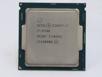 Intel Core i7-6700 Processor 3.40 GHz (Certified Refurbished)
