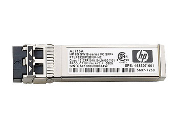 HPE B-series 8-Gigabit Fibre Channel SFP+ (Renewed)