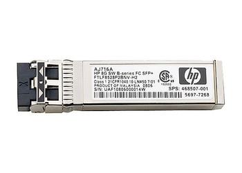 HPE B-series 8-Gigabit Fibre Channel SFP+ (Renewed)
