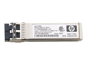 HP Storageworks 8GB Short Wave Fibre Channel SFP