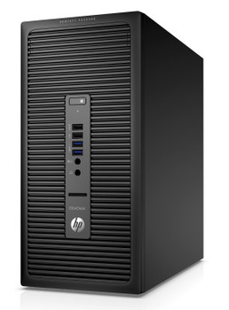 HP EliteDesk 700 G1 Microtower PC, 8 GB DDR3 RAM, INTEL CORE 4590CPU@3.30GHZ, 500GB HDD, Windows 7  (Renewed)