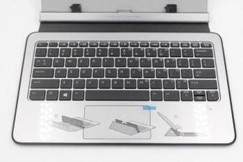HP Elite x2 1011 G1 Travel Keyboard K6B53AV 796113-001 800577-DB1 HSTNN-S22K (Renewed)