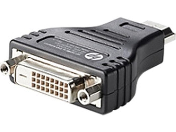 HP F5A28AA HDMI to DVI Adapter (Certified Refurbished)