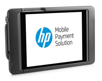 "HP Pro Tablet 608 Point of Sale V2V96UA 7.86"" x5-Z8500@1.44 GHz 4GB RAM 64 GB eMMC SSD Windows 10 (Renewed)"