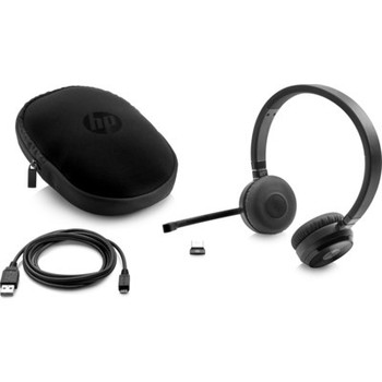 HP UC Wireless Duo Headset (Certified Refurbished)