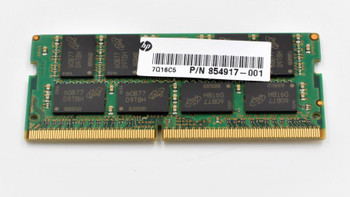 HP 16GB SODIMM DDR4 Memory (Renewed)