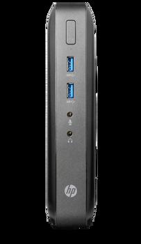 HP T520 Flexible Thin Client GX-212JC@1.2GHz 4GB RAM 16GB ThinPro G9F10AA (Renewed)