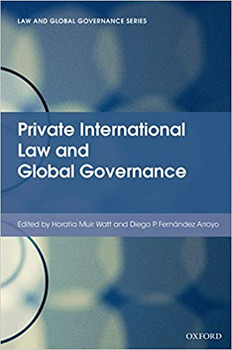 Private International Law and Global Governance (A)