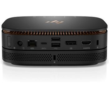 HP Elite Slice, Intel Core i5@2.5 GHz, 8 GB DDR4 RAM, 256 GB SSD, Windows 10 (Renewed)