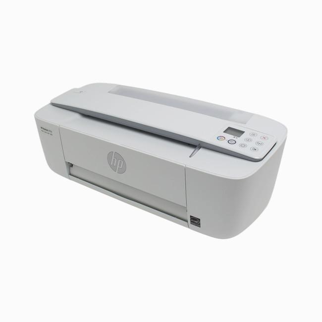(4 Pack) HP DeskJet 3755 All-in-One Printer (Renewed) (Dark Grey)