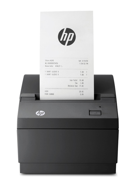 HP Value Serial/USB Receipt Printer F7M66AA (Renewed)