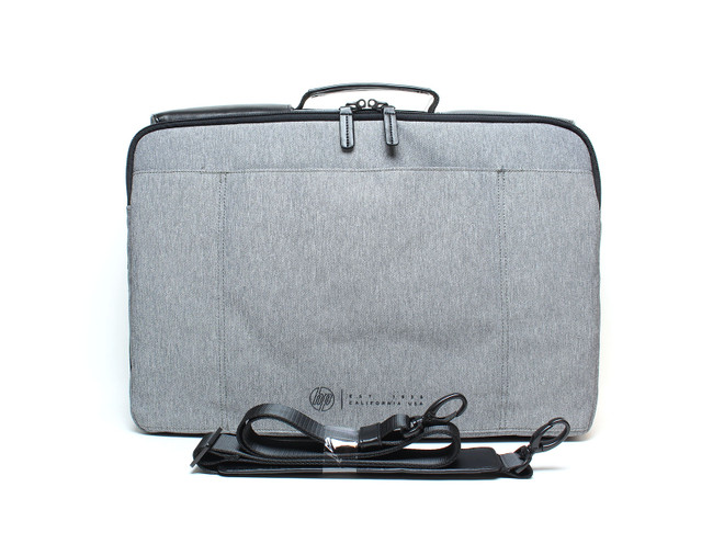 "HP Executive 15.6"" Black Executive Messenger Bag - P6N21AA"