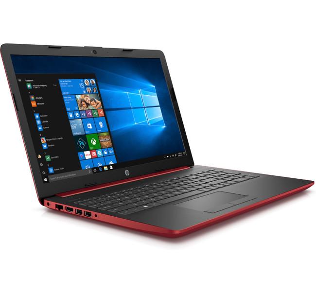 HP Notebook - 4RB24UA,15-db0030ca, Touchscreen, AMD A6 Series@2.6 GHz, 8 GB DDR4 RAM, 1TB HDD, Windows 10 (Scuffs/Scratches)
