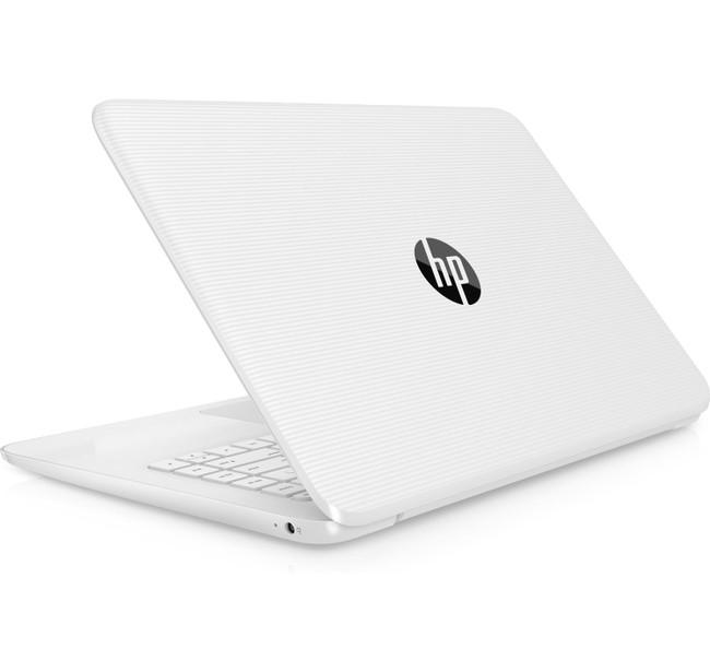 HP Stream - 14-cb110ca English/Canadian Keyboard, Intel Celeron@2.6GHz, 4 GB DDR4 RAM, 64GB eMMC, Windows 10 (Renewed)