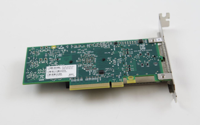 HP 764284-B21 InfiniBand FDR/Ethernet 10Gb/40Gb Dual-port 544+ QSFP G9 G10 Adapter (Renewed)