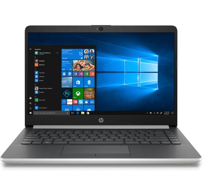 4WD87UA HP Notebook - 14-df0053od, Intel Celeron@1.1GHz, 4GB RAM, 64GB eMMC, Windows 10 (Renewed)