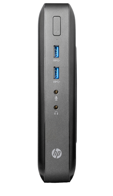 HP T520 FLEXIBLE THIN CLIENT (Renewed)