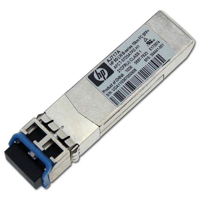 HP AJ717A 8GB Long Wave B-Series Fibre Channel SFP Transceiver