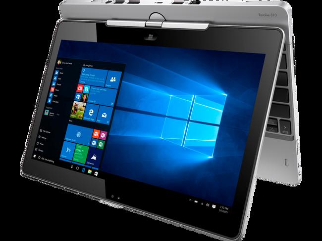 HP EliteBook Revolve 810 G3 Base Model Tablet, 11.6 in (Scuffs/Scratches)
