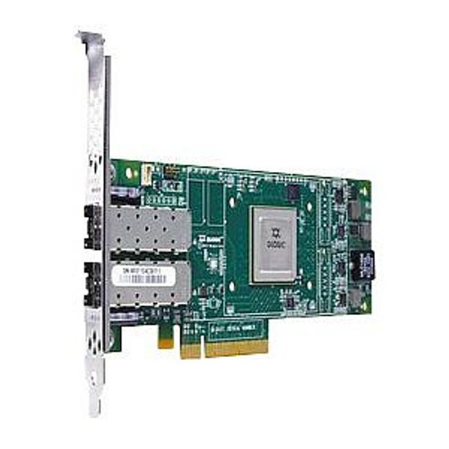 HP StoreFabric SN1000Q 16Gb Dual Port Fibre Channel Host Bus Ad (Renewed)
