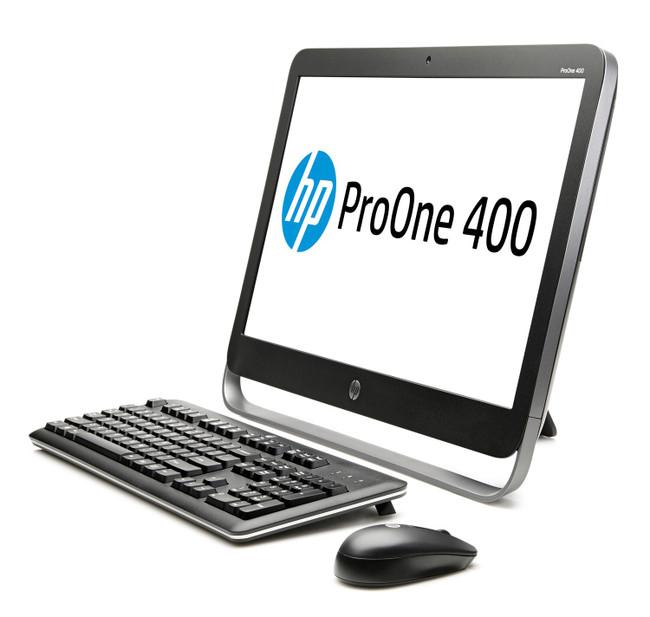 "HP ProOne 400 G2 AIO Touch 20"" - Pentium G 3.2GHz -4GB RAM - 512GB SSD (scuffs/scratches)"