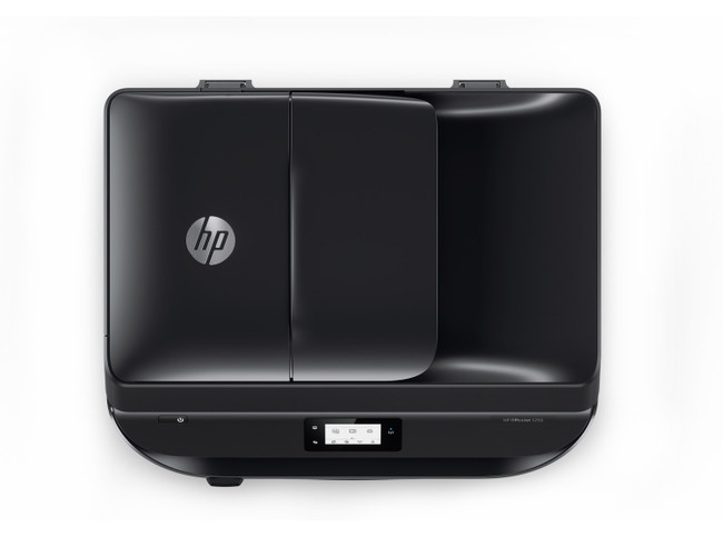 HP OfficeJet 5255 All-in-One Printer With Mobile Printing Instant Ink Ready with Free Pack of Photo Paper (Renewed)