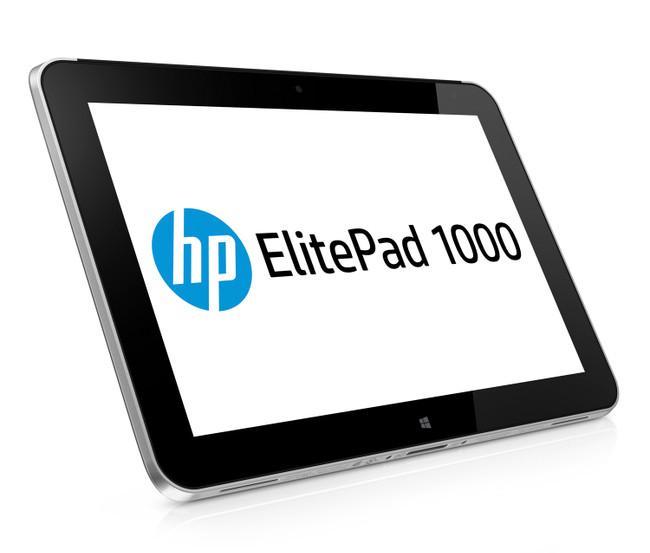 """HP ELITEPAD 1000 G2 10.1"""" Z3795@1.59GHz 4GB 64GB Windows 8.1 (Scuffs/Scratches)"""