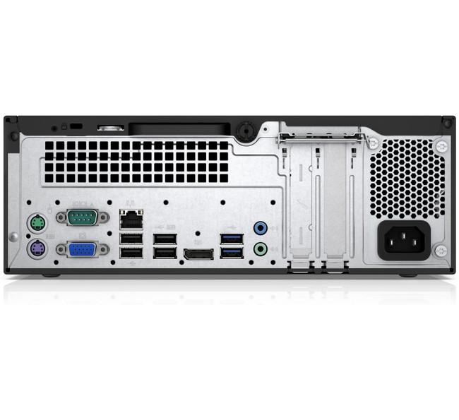 HP ProDesk 400 G3 Small Form Factor Desktop PC (Scuffs/Scratches)