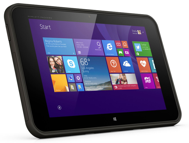 HP Pro Tablet 10 EE G1 32 GB with Windows 10 (Scuffs/Scratches)