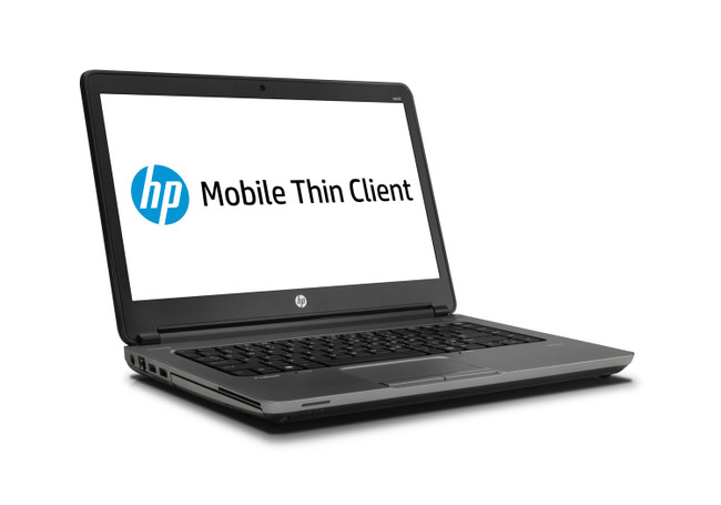 "HP mt41 Mobile Thin Client 14"" 4 GB RAM Thin PRO OS (Scuffs/Scratches)"