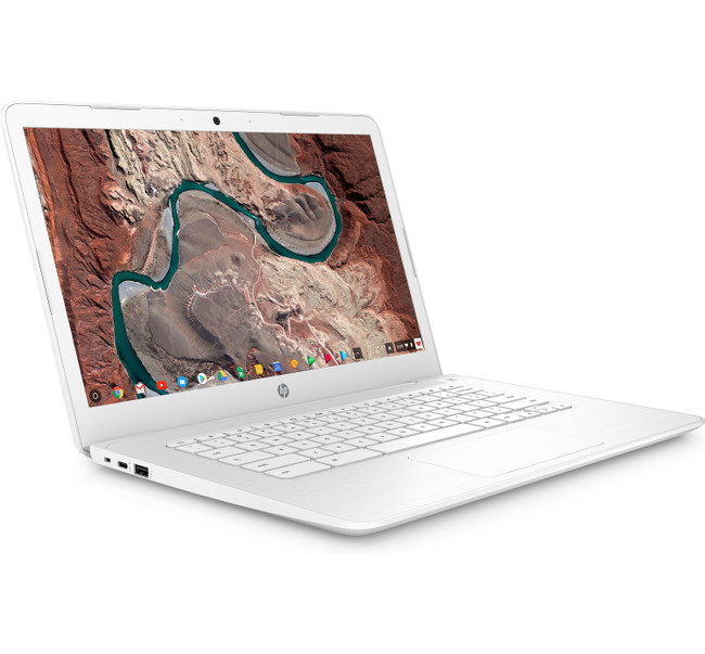 """HP Chromebook 14"""" Intel Celeron 4GB RAM Chrome OS (Scuffs/Scratches)"""