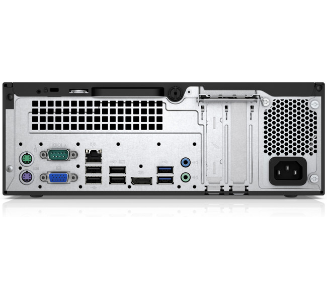 HP ProDesk 400 G3 Small Form Factor PC, 1000 GB HDD, Windows 7  (Renewed)