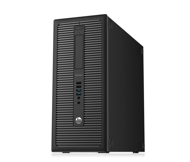 HP EliteDesk 800 G1 Tower PC RAM 500 GB Windows 7 (Scuffs/Scratches)