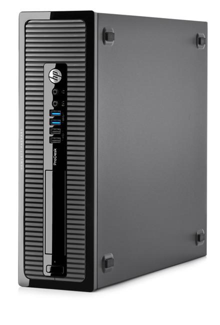 HP ProDesk 400 G1 Small Form Factor PC 4 GB RAM Windows 7  (Scuffs/Scratches)