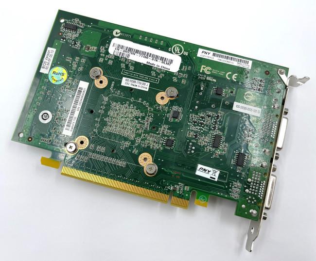 PNY VCQFX1700-PCIE Nvidia Quadro FX1700 512MB Graphics Card 900-50588-1750-000 (Renewed)