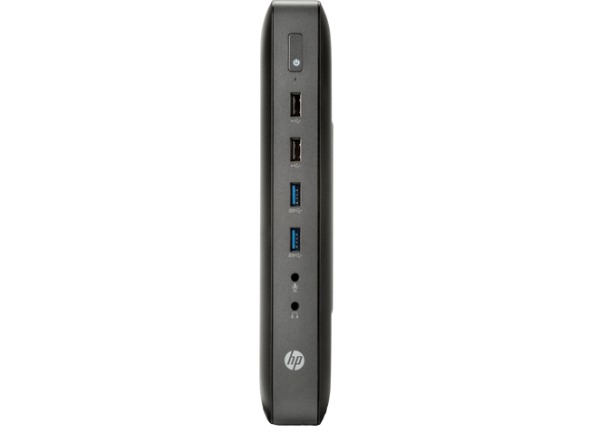 HP t620 Flexible Thin Client, 4 GB DDR3 RAM, 16 GB SSD, HP ThinPro (Renewed)