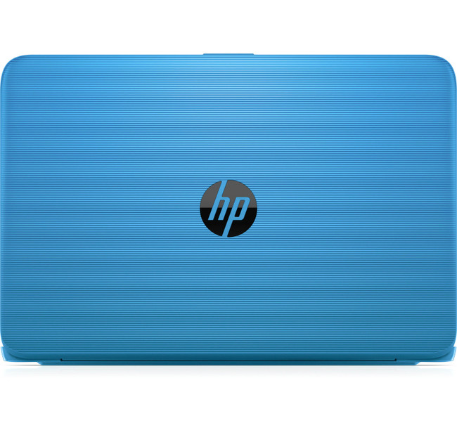 "HP Stream Notebook 14-ax010nr - 14"" Screen, Celeron N @ 1.6GHz, 4GB RAM, 32GB eMMC in Aqua Blue (Renewed)"