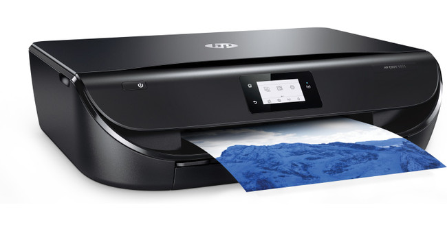 HP ENVY 5055 All-in-One Printer With Mobile Printing, Instant Ink Ready (Renewed)