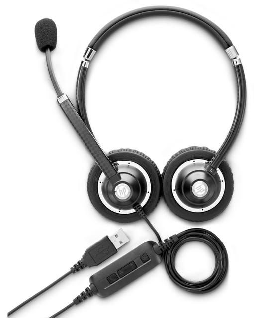 HP UC Wired headset accessory (Renewed)