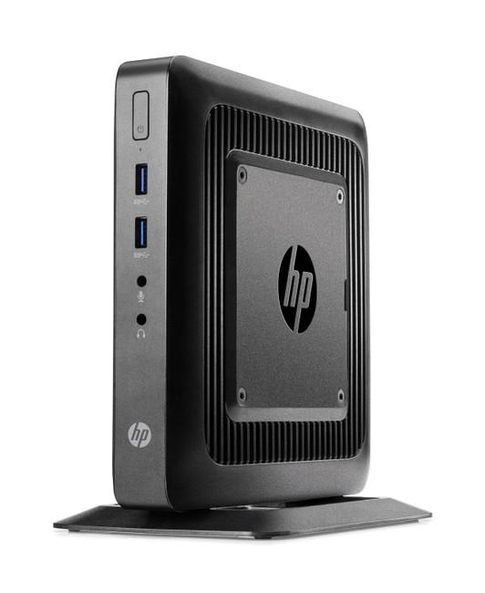 HP t520 Flexible Thin Client, 4 GB DDR3 RAM, 8 GB SSD, HP ThinPro (Renewed)