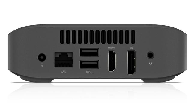 HP Chromebox, 2 GB DDR3 RAM, 16 GB SSD, Chrome (Renewed)
