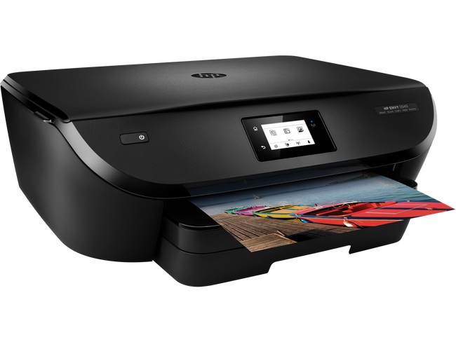 HP ENVY 5540 Wireless All-in-One Inkjet Photo Printer with Mobile Printing (Renewed)