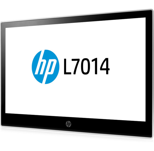HP L7014 14-inch Retail Monitor (Renewed)