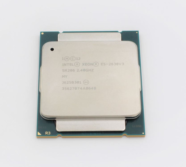 HP Z840 2nd CPU Kit J9Q17AA Intel Xeon E5-2630 v3 SR206 Processor and Heat Sink (Renewed)