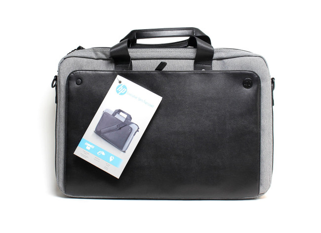 New HP 15.6  Black Executive Slim Top Load Case - in Open Box