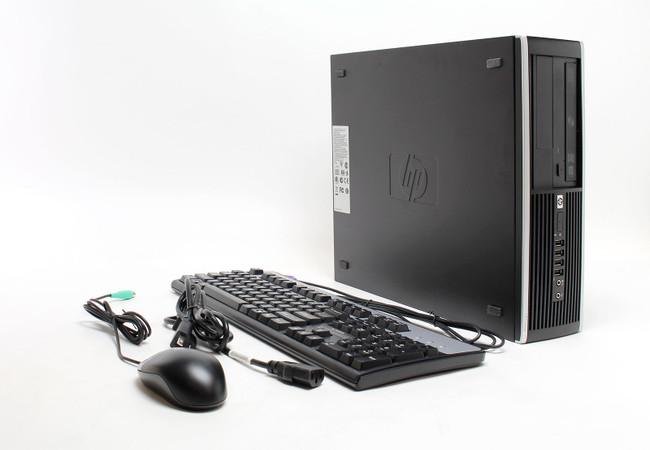 HP COMPAQ 6005 PRO SFF, AMD ATHLON IIX2 B24 PROCESSOR @ 3.0GHZ, 2GB RAM, 250GB HDD, ATI RADEON HD 4200, WINDOWS 7 PRO 64  Desktops (Renewed)