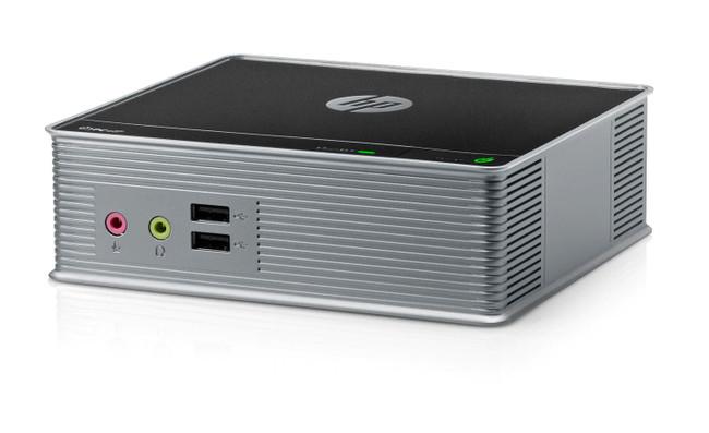 HP C3G78AA#ABA Zero Client T310 Mini Desktop, 512 MB RAM, 32 MB Flash, Black/Gray (Renewed)