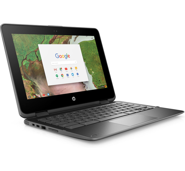 HP Chromebook x360 11 G1 EE, 11.6 in, Intel Celeron@1.1GHz